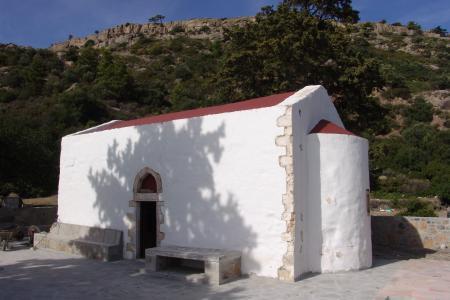 Αγιοι Απόστολοι, Καρκάσα