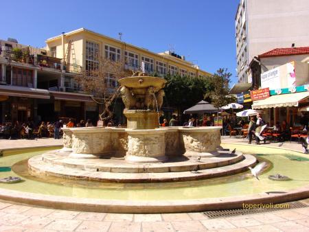 Κρήνη Μοροζίνι, Ηράκλειο Κρήτης