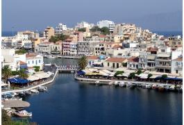 Αγιος Νικόλαος Κρήτης, η λίμνη.